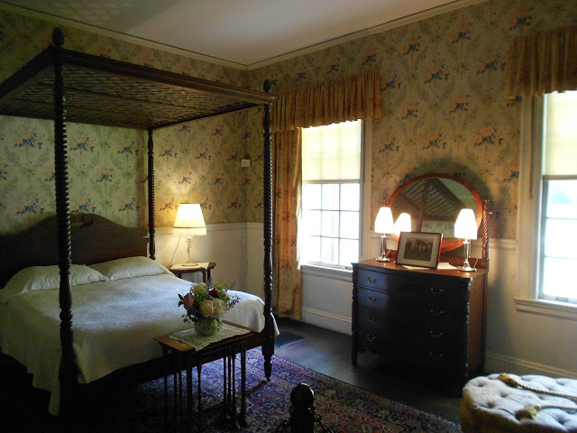 hildene bedroom
