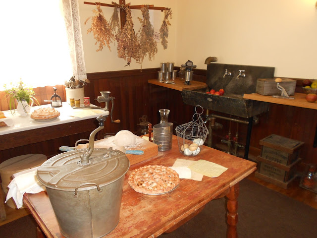 hildene kitchen 2